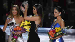 Oops: Wrong Name Announced As Winner Of Miss Universe Pageant