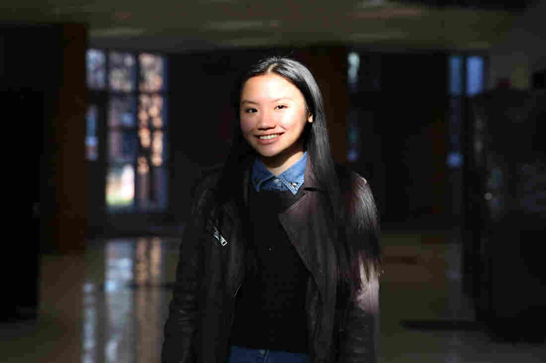 High school senior Anh-Thi Le, 17, talks about her views on race-conscious admissions policies.