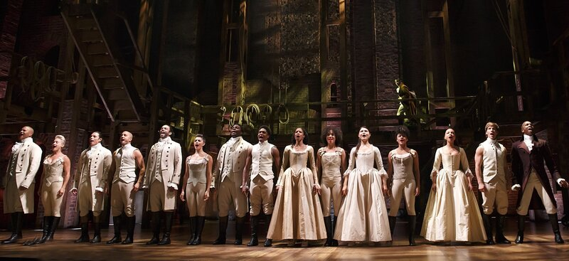 Being Aaron Burr: Leslie Odom Jr.'s Star-Making Year In 'Hamilton' : The  Record : NPR