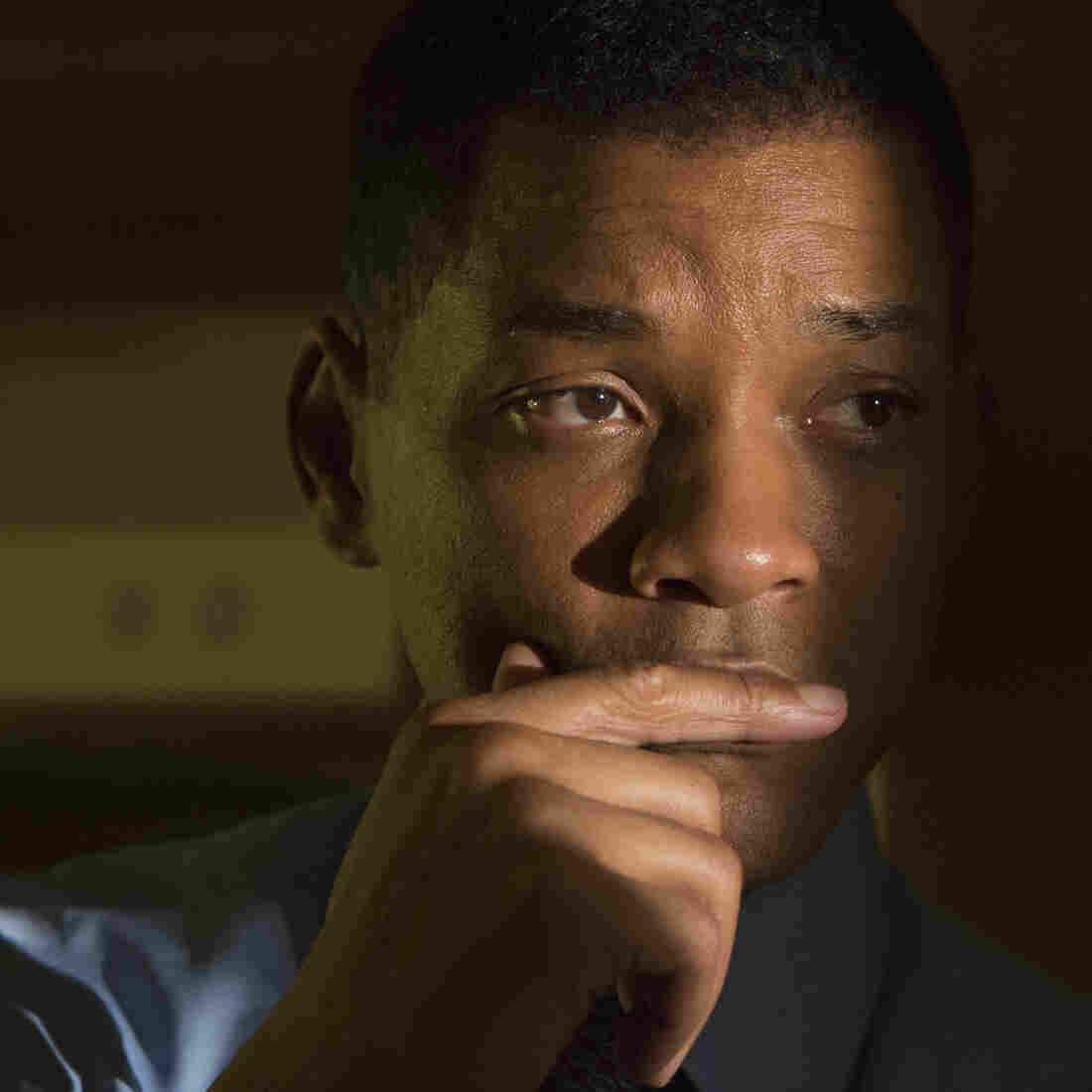 """Will Smith plays neuropathologist and Nigerian immigrant Bennet Omalu in Concussion. He says the role was exhilarating: """"You know, Will Smith with a Nigerian accent could go really, really wrong."""""""