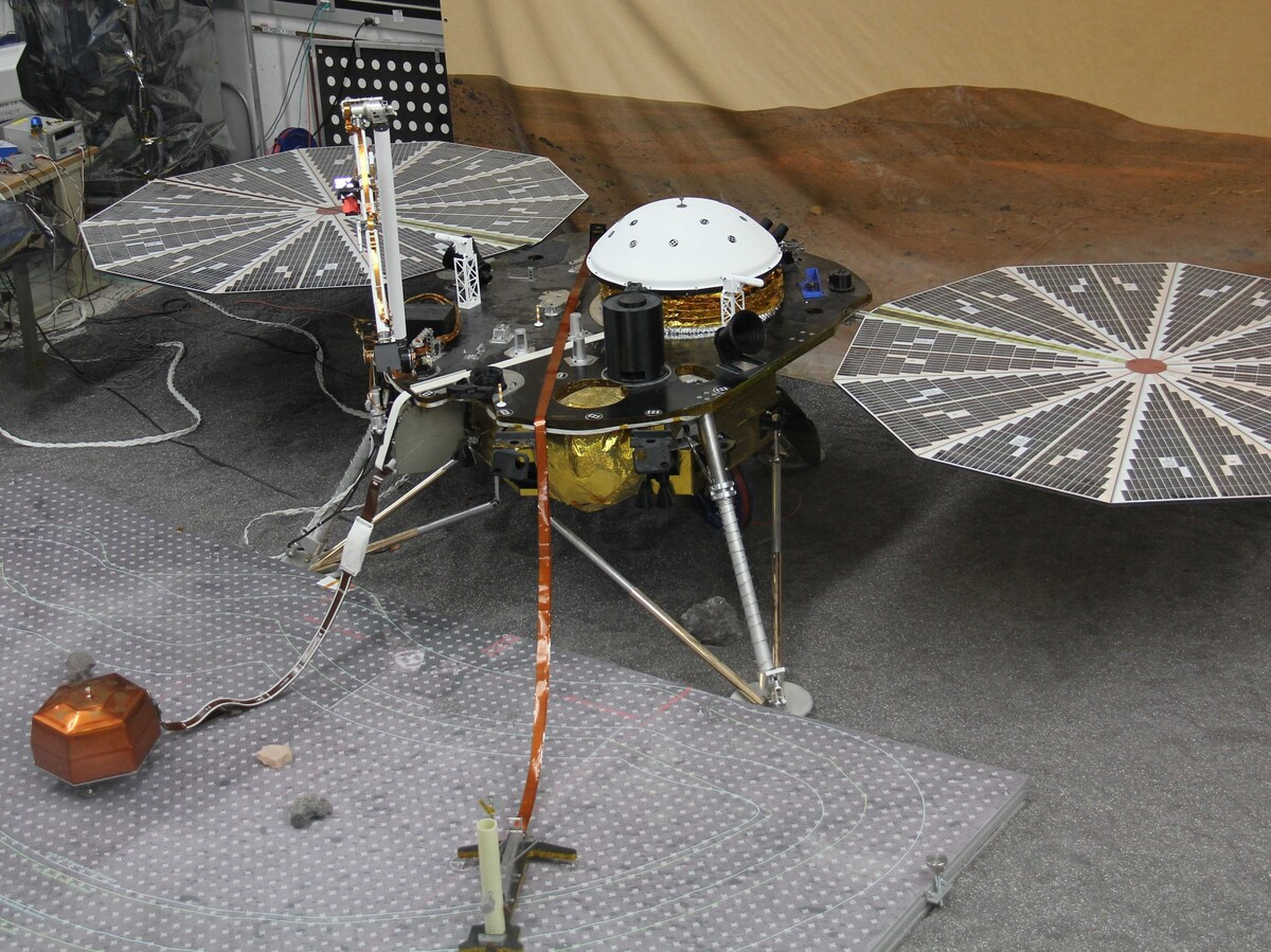 mars rover insight photos - photo #5