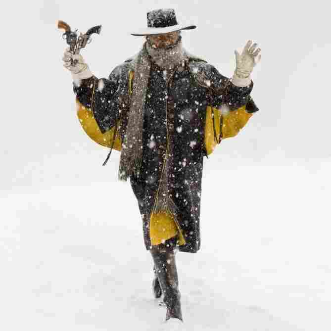 Tarantino Holes Up A Few Outlaws In 'The Hateful Eight'