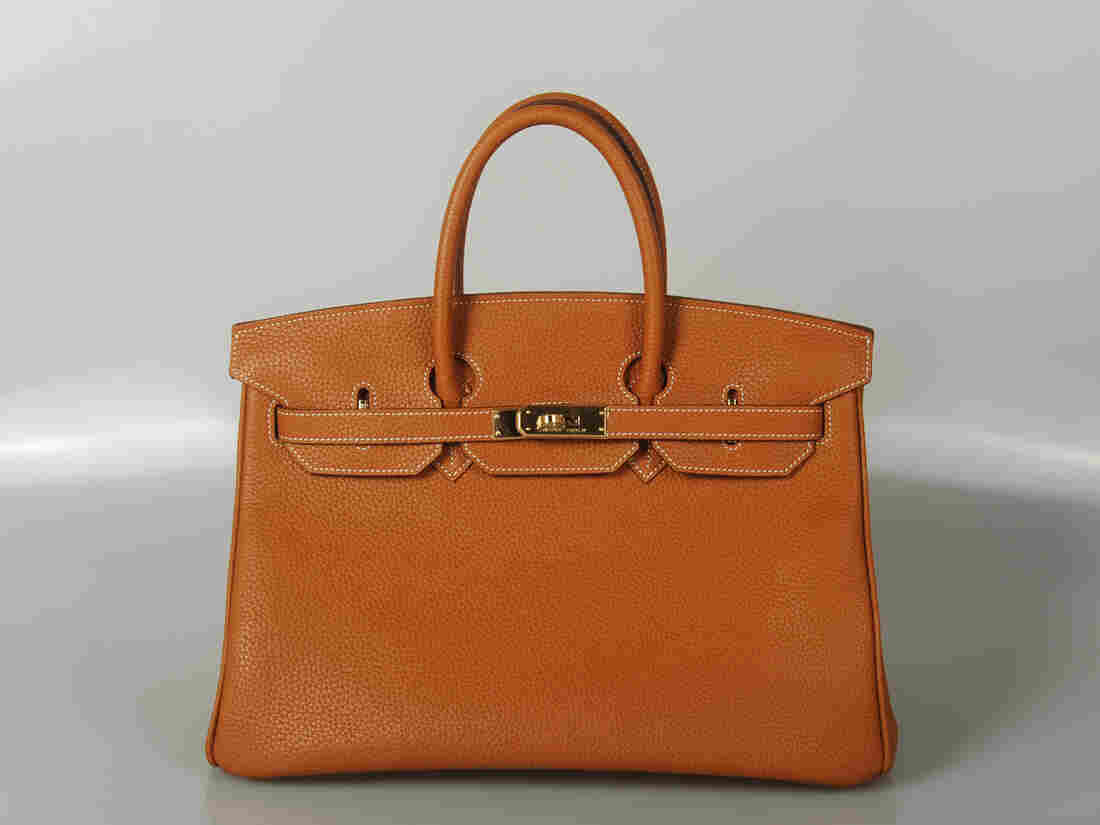 A Birkin bag from Hermes. Just a Birkin bag.