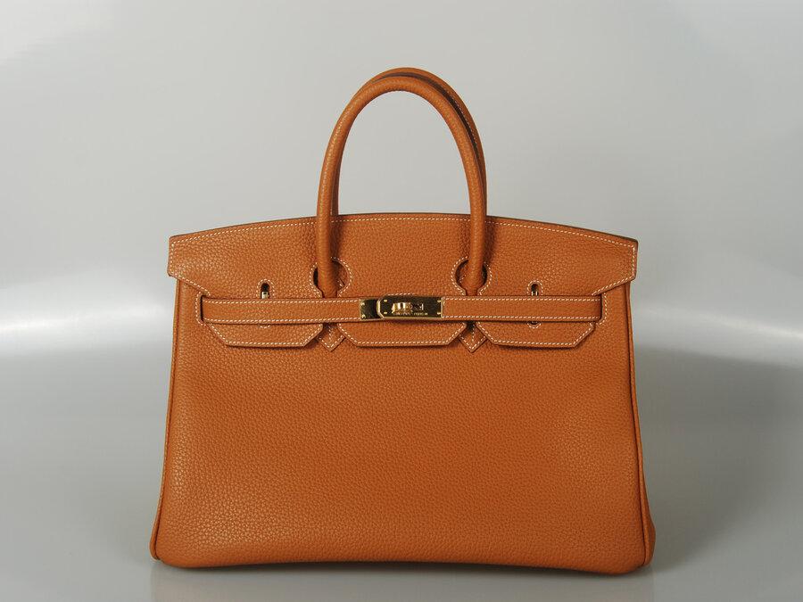 A Birkin Bag From Hermes Just