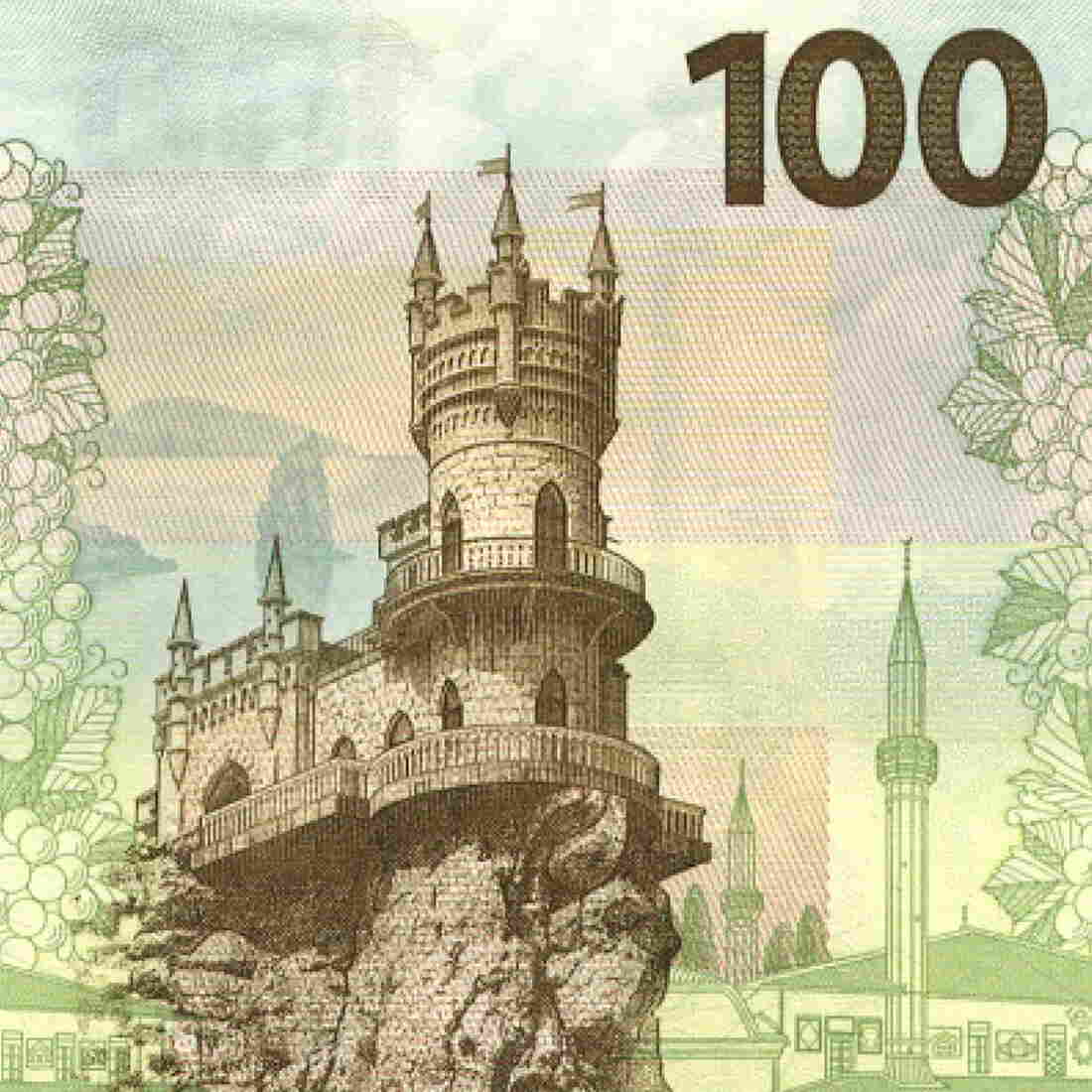 Russia Marks Crimea Annexation With A Banknote Rapidly Losing Value