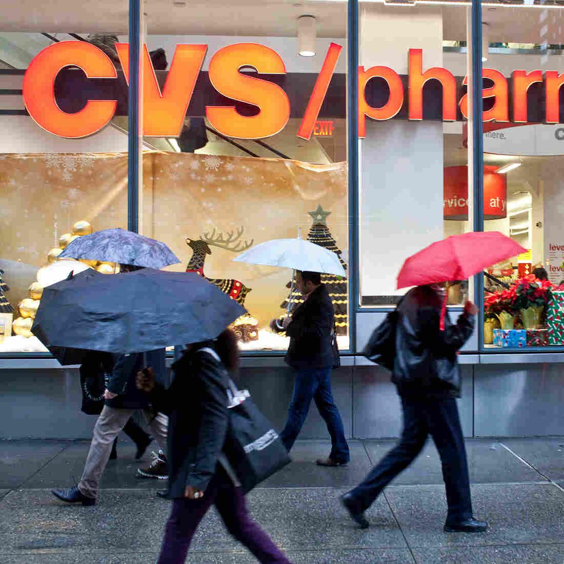 A CVS store on Eighth Avenue in Manhattan, N.Y.