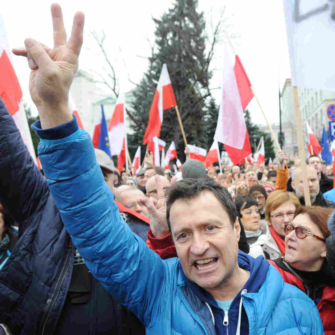 Worries Mount In Poland As Parliament Moves To Upend Checks And Balances