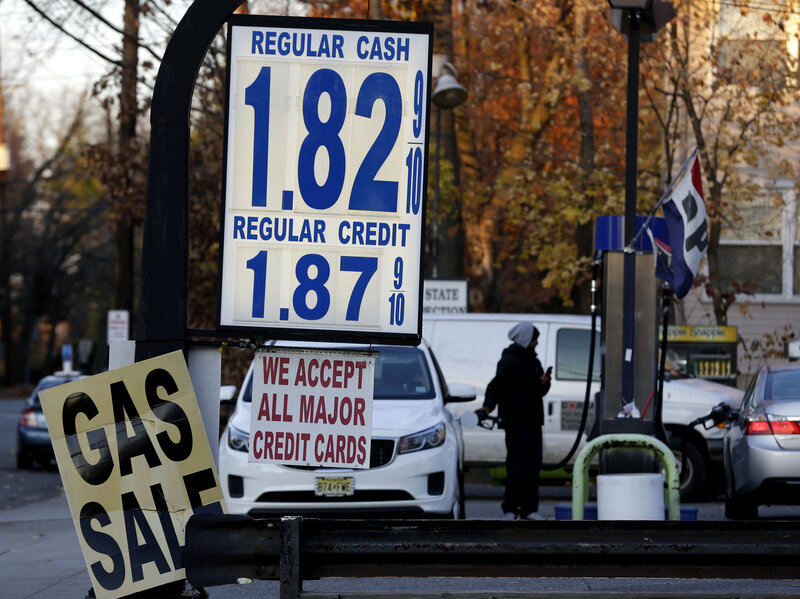 Low Gas Prices >> Low Gas Prices Expected To Continue In 2016 Npr