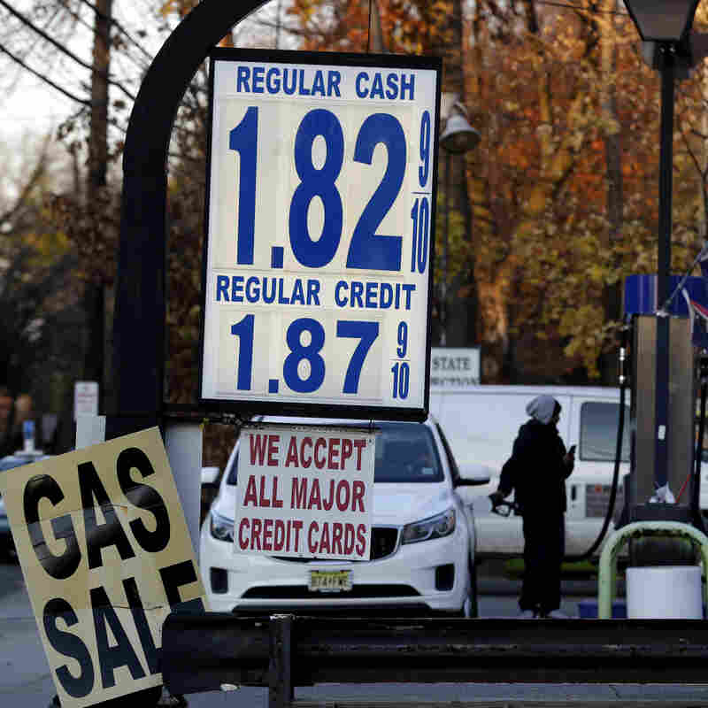 Low Gas Prices Expected To Continue In 2016
