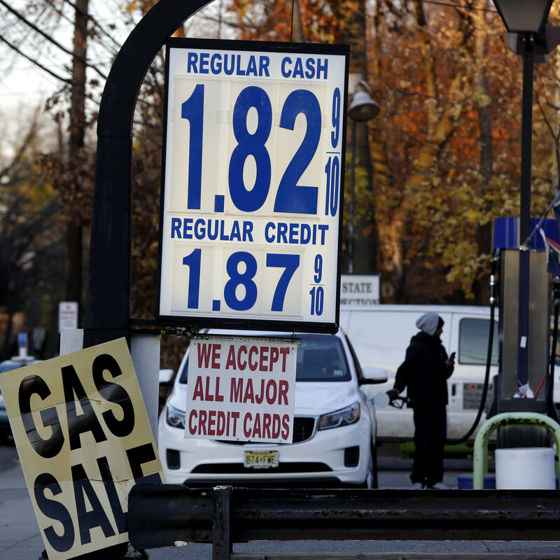 Gas Prices In Columbus Ohio >> 1 22 A Gallon Cheap Gas Raises Fears Of Urban Sprawl Npr