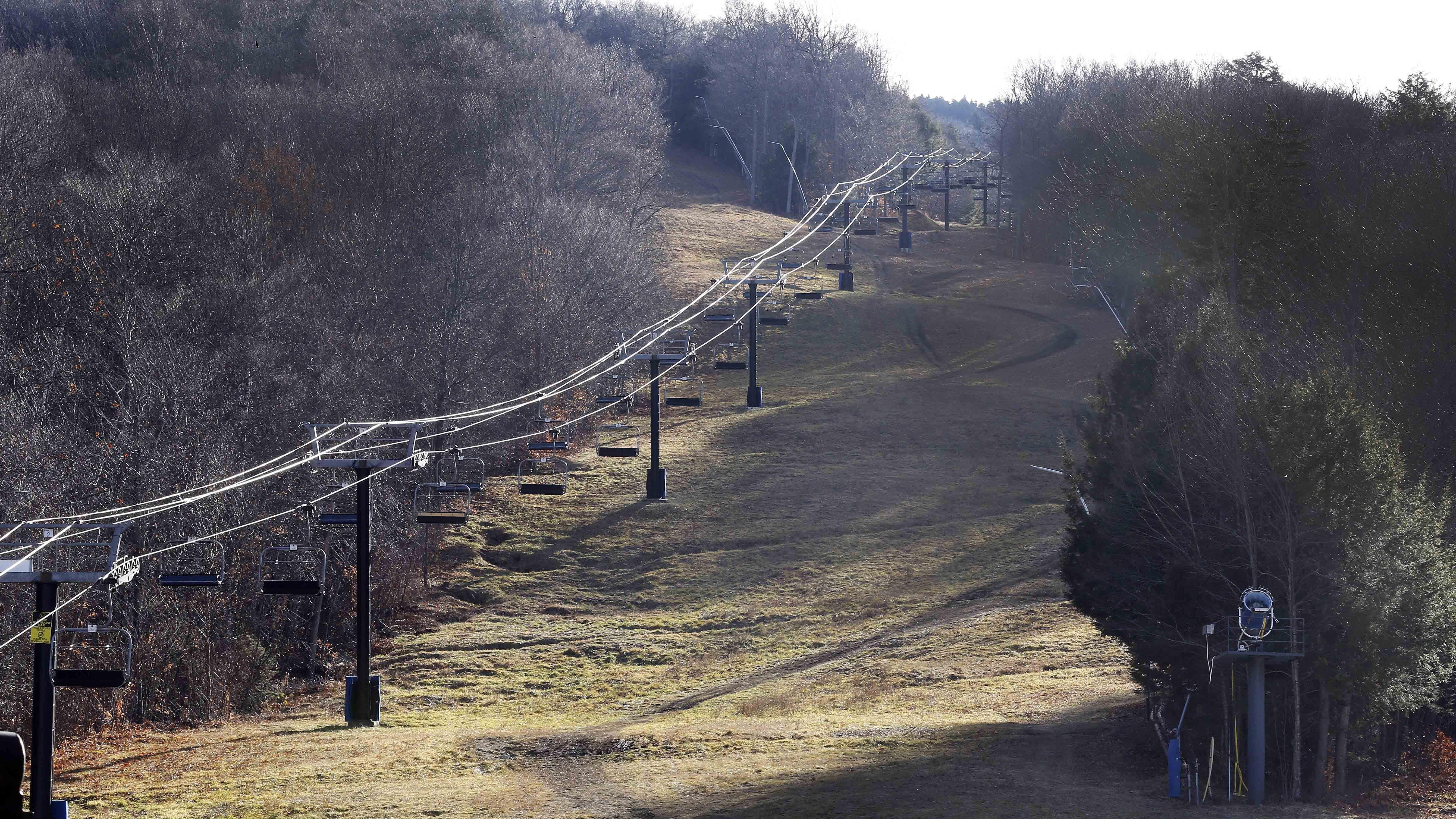 Snowless Ski Resorts Offer Hiking, Mini Golf â Or Pleas ...