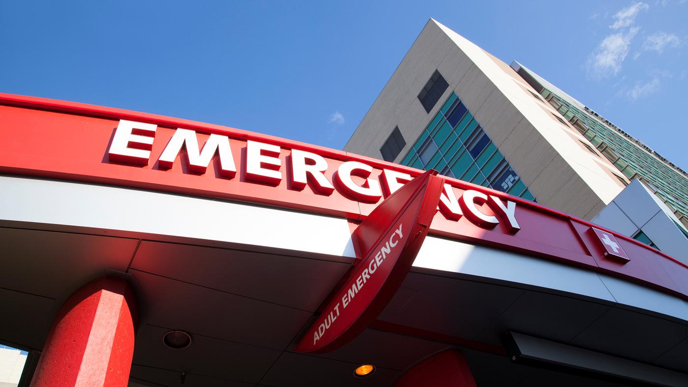 emergency room npr