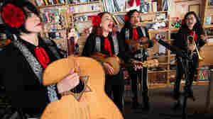 Mariachi Flor De Toloache: Tiny Desk Concert
