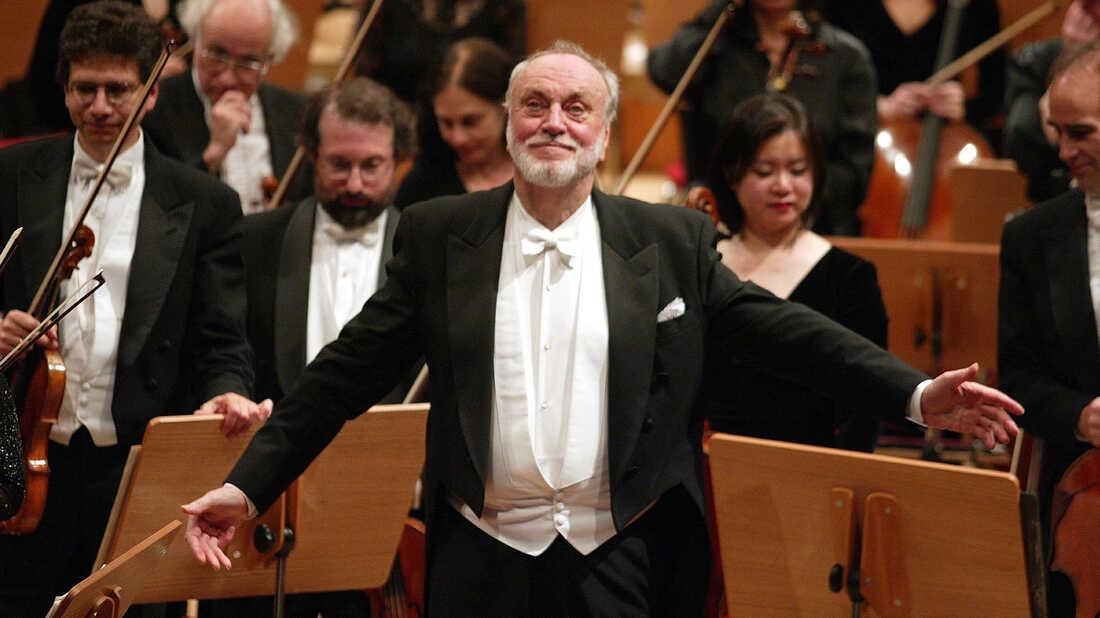 Kurt Masur: Orchestra rebuilder