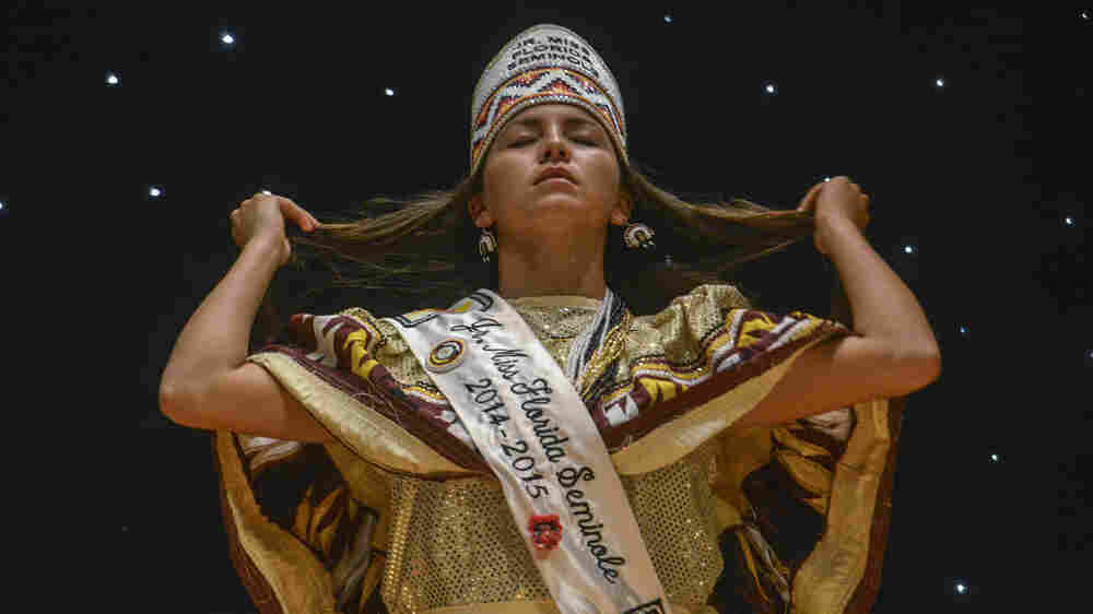 A Princess In Patchwork: Sewing For The Miss Florida Seminole Princess Pageant