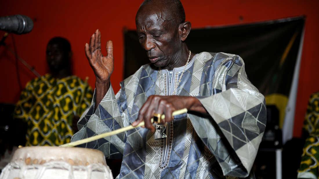 Doudou N'diaye Rose: Senegal's master drummer
