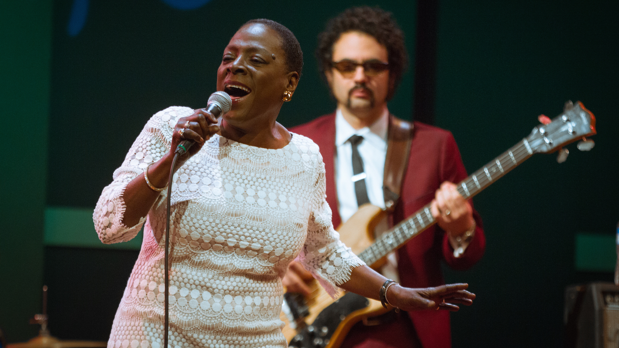 Sharon Jones And The Dap-Kings On World Cafe : World Cafe : NPR
