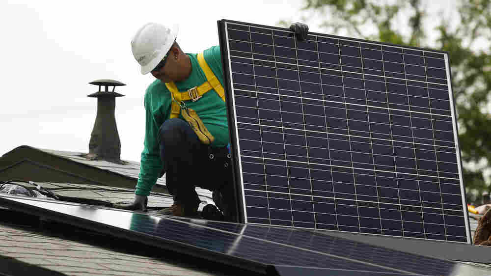 Like Night And Day: How Two States' Utilities Approach Solar