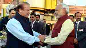 India's Prime Minister Makes Surprise, Historic Visit To Pakistan
