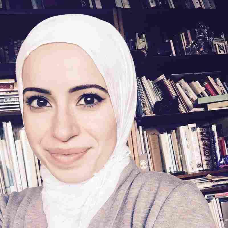 Mona Haydar.