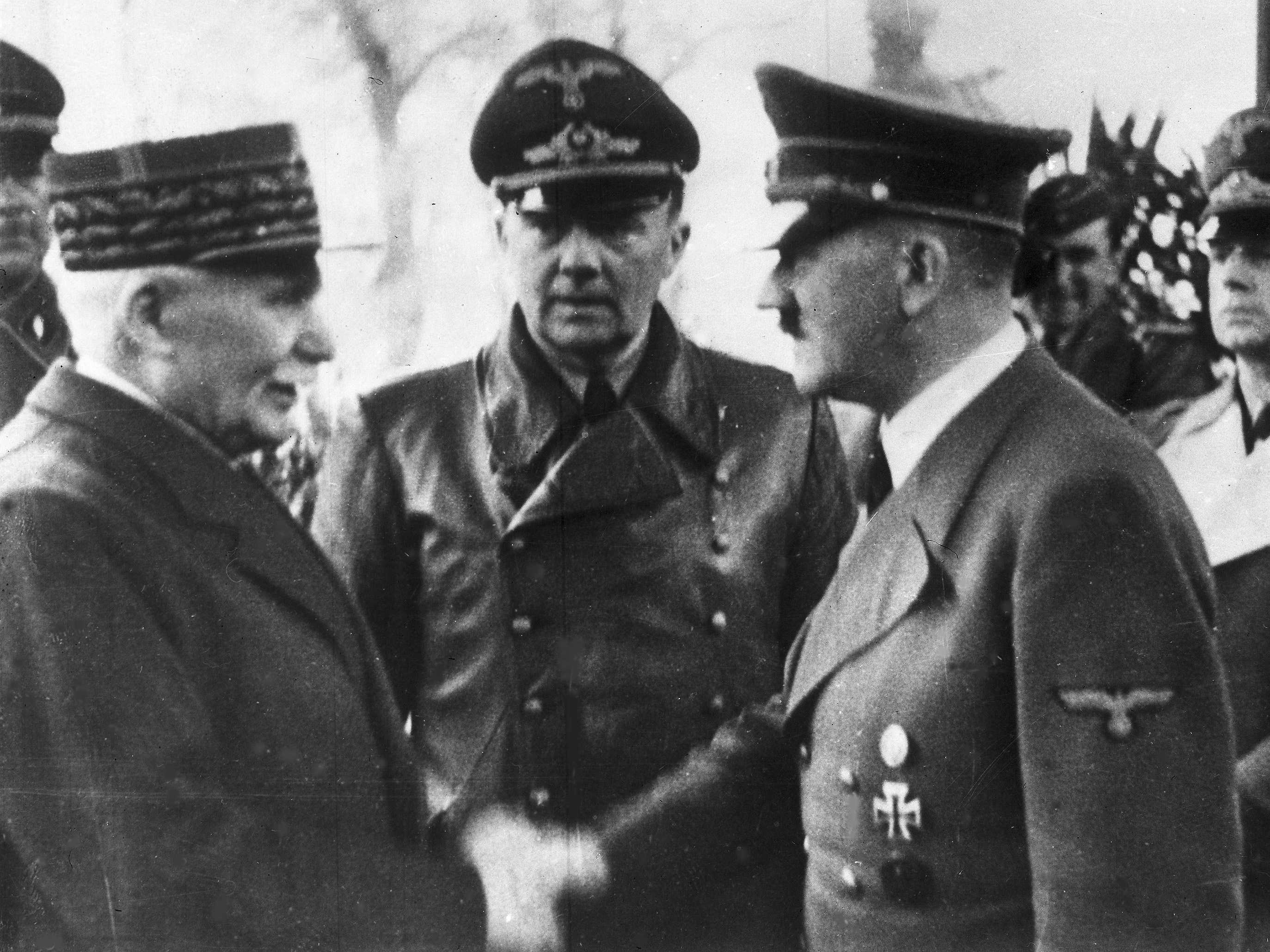France Makes Wartime Vichy Government Archive Available To The Public