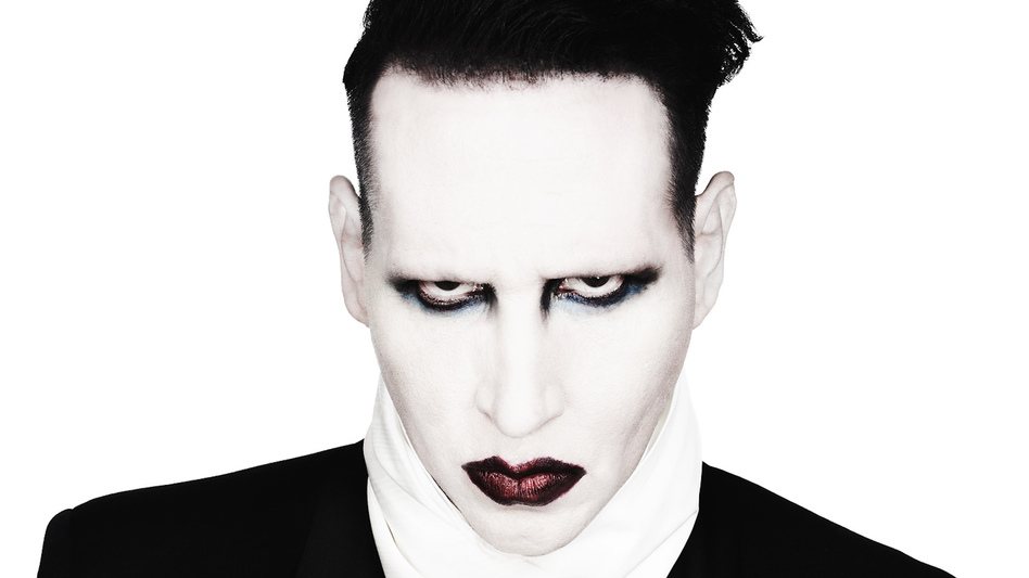 Marilyn Manson. (Courtesy of the artist)
