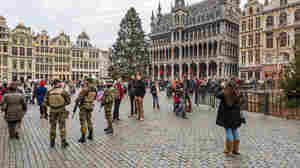 2 People Suspected Of Plotting Attacks Are Arrested In Belgium