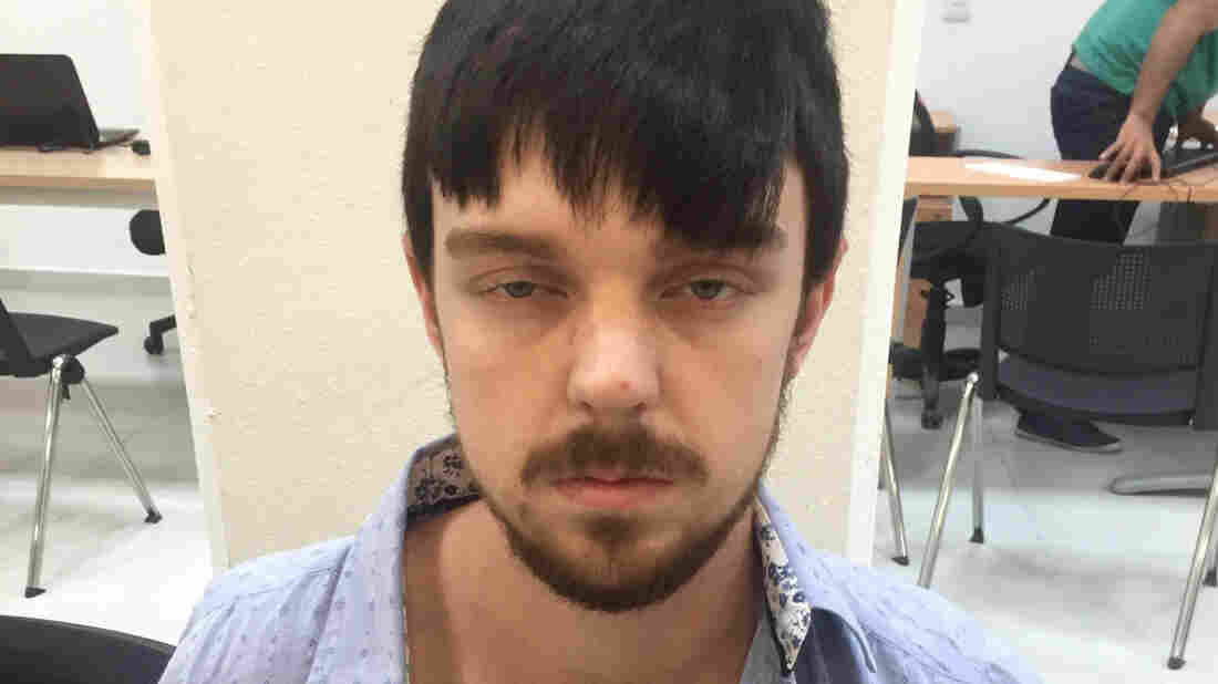 This photo released by Mexico's Jalisco state prosecutor's office shows the person authorities identify as Ethan Couch, after he was taken into custody in Puerto Vallarta, Mexico.