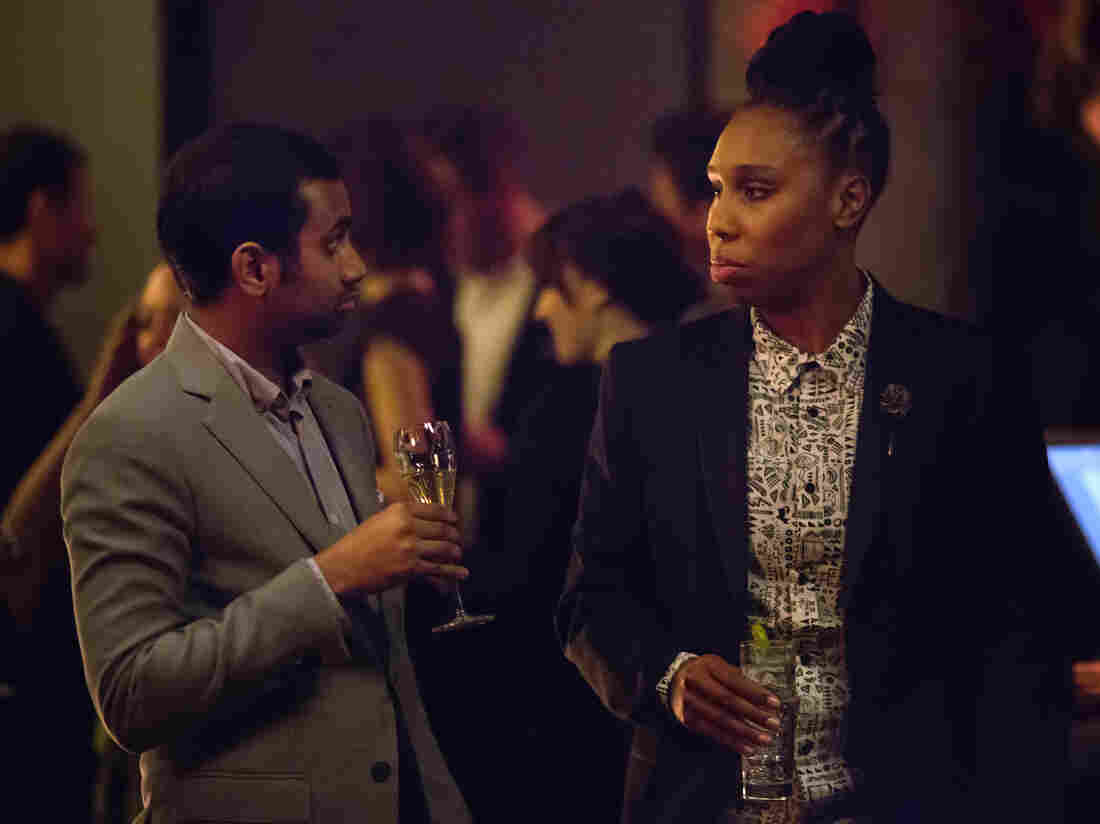 Netflix's Master of None isn't A Show About Race, but it doesn't shy away from showing how the backgrounds of its characters inform and complicate their personal and professional lives.