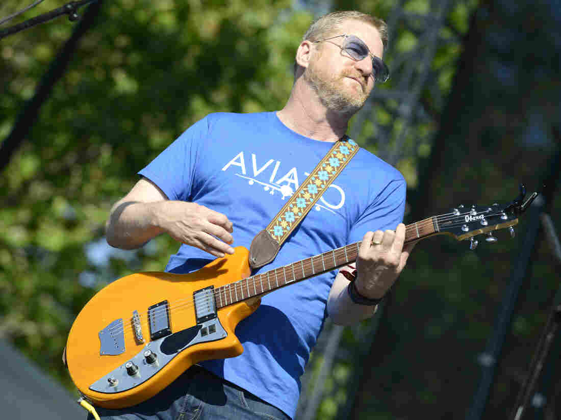 Musician David Lowery of Camper Van Beethoven and Cracker says Spotify streamed his songs without his permission.