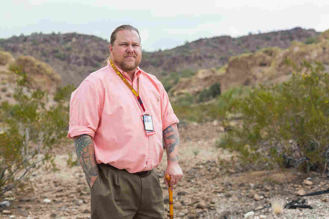 Brandon Coleman, an addiction therapist for the Phoenix VA Health Care System, filed a privacy complaint after a social worker accessed his medical file in 2014.