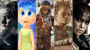Seeing Double: Bob Mondello Picks 2015's Best Movies, 2 At A Time