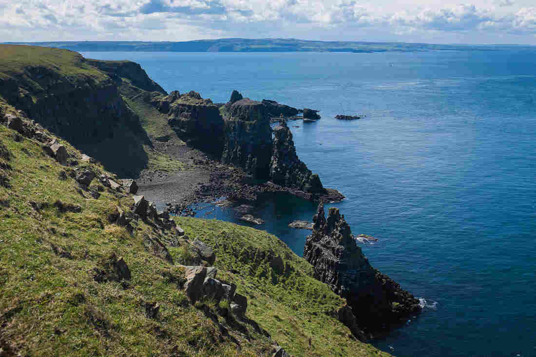 Geneticists found clues to a disease of iron storage in the remains of several Bronze Age inhabitants of what's now Rathlin Island in Northern Ireland.