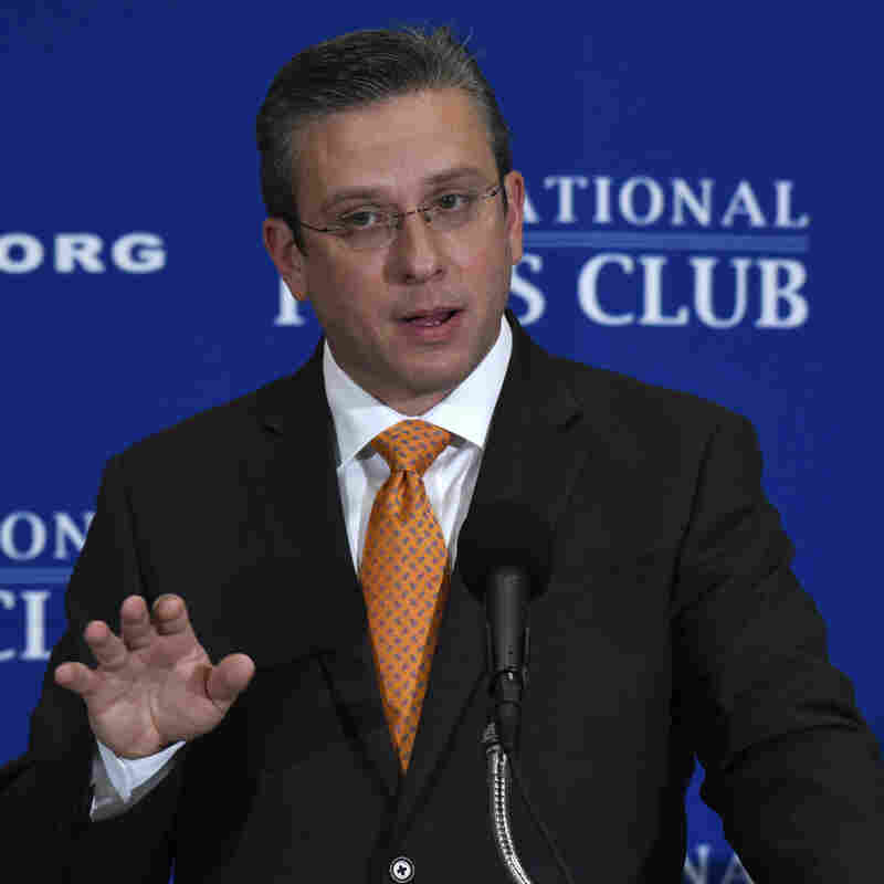 Puerto Rico Says It Will Miss $37 Million In Bond Payments This Week