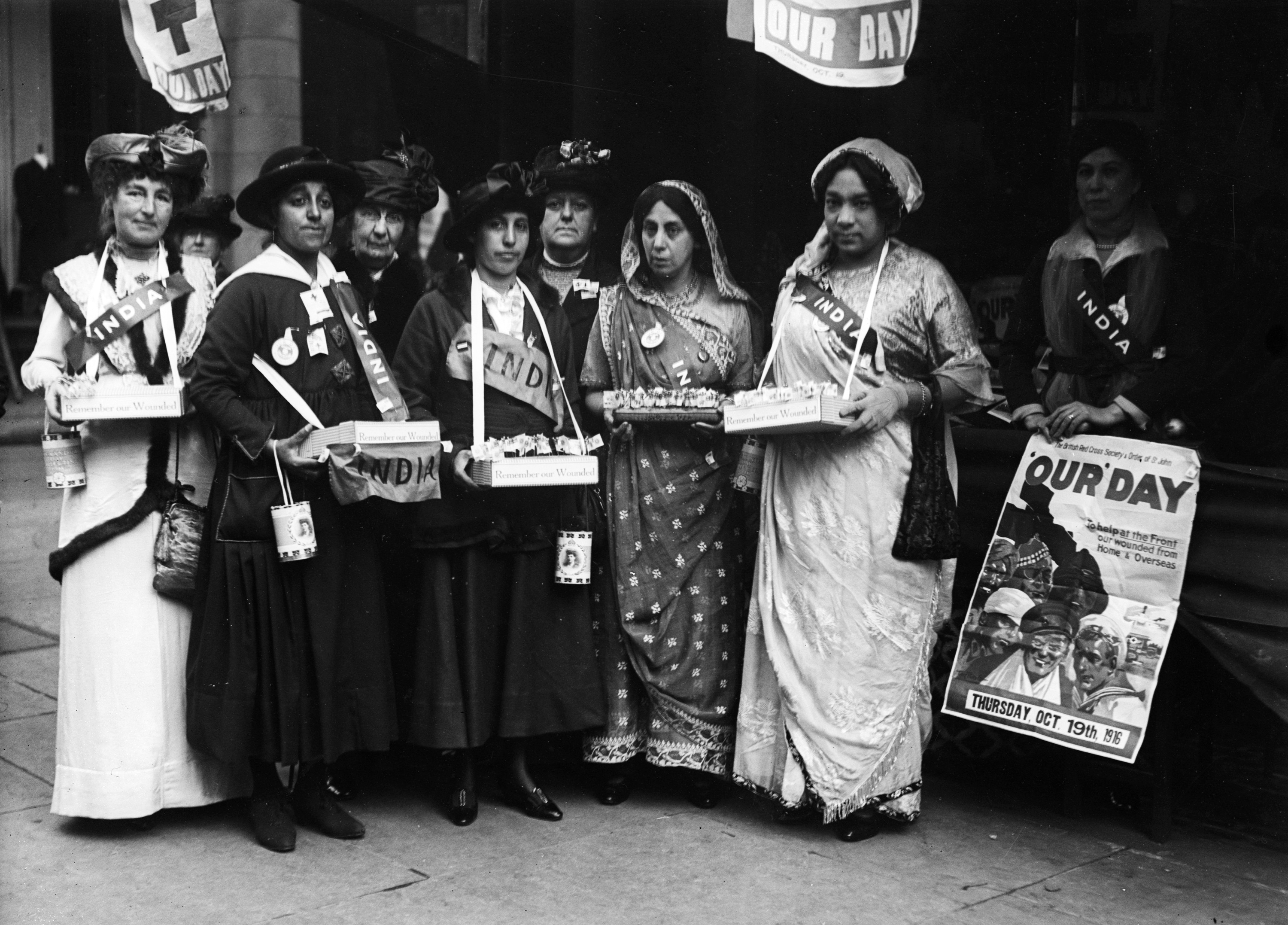 With 'Sophia,' A Forgotten Suffragette Is Back In The Headlines