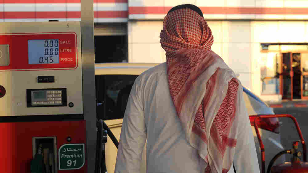 Higher Gas Prices, Long Lines: What Cheap Oil Means For Saudi Arabia