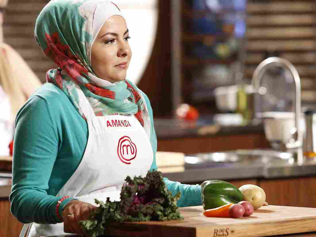 Amanda Saab cracked jokes, showed her creative side and even cooked bacon (which she didn't eat) during her time as a contestant on MasterChef.