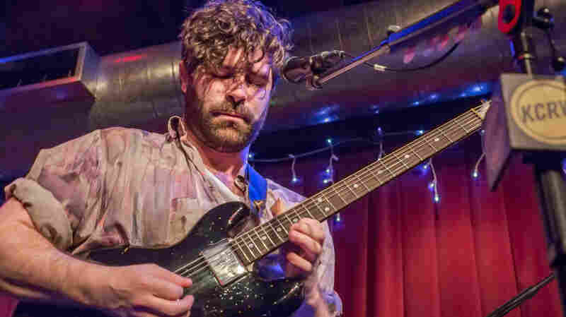 Foals perform live at Apogee Studio for KCRW.