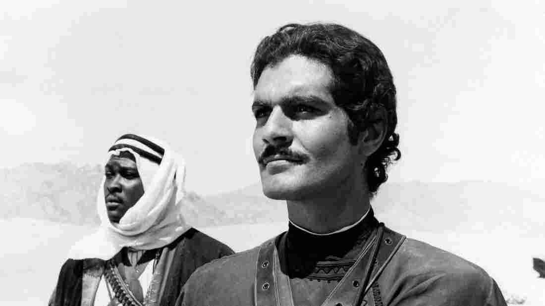 Egyptian actor Omar Sharif set hearts aflutter in 1962's Lawrence of Arabia. He died this year at 83.