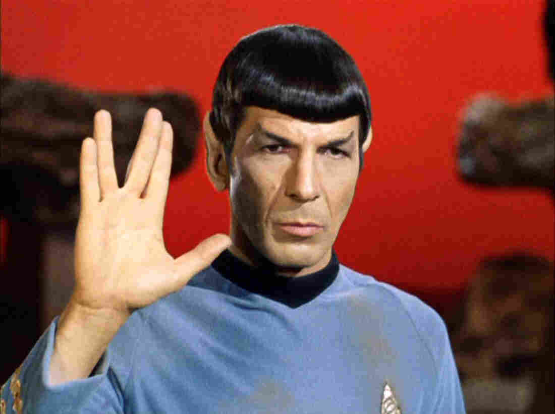 Leonard Nimoy played Mr. Spock in Star Trek: The Original Series — a role that defined his career. Nimoy originally resisted being conflated with the character, but he later came to embrace the iconic role. Nimoy died this year at 83.