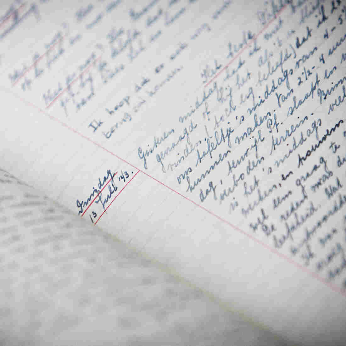 'Mein Kampf' Enters Public Domain; Arguably, Anne Frank's Diary May, Too
