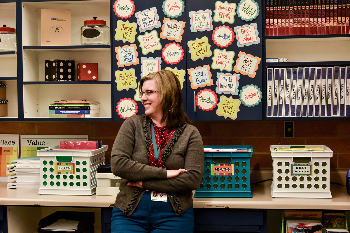 Classroom Layouts For Special Education ~ It s not easy teaching special ed npr