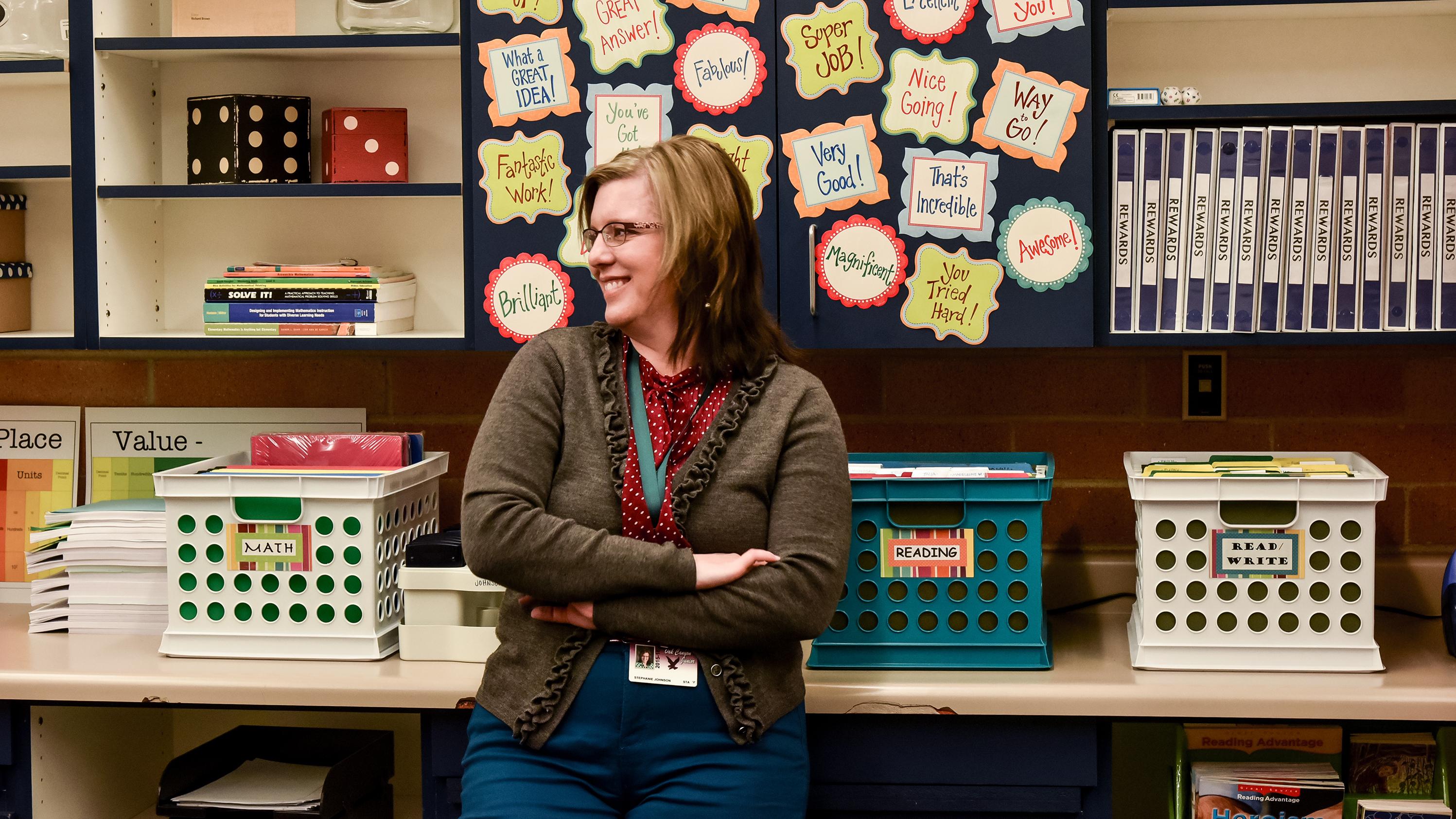 Itu0027s Not Easy Teaching Special Ed : NPR Ed : NPR