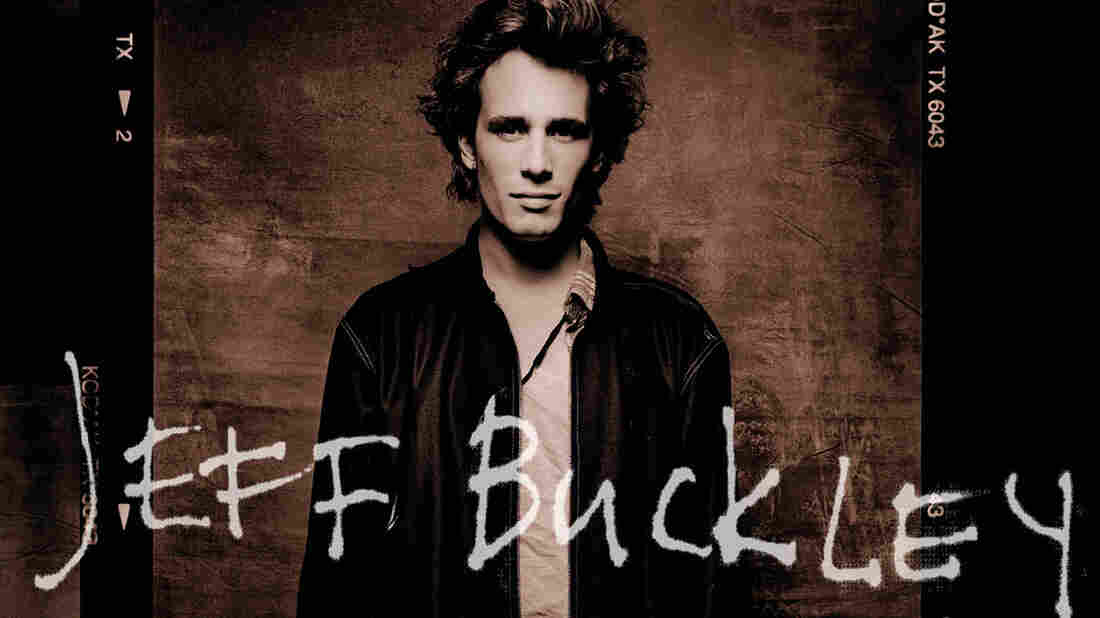 The cover of Jeff Buckley's forthcoming collection of demos, You And I.