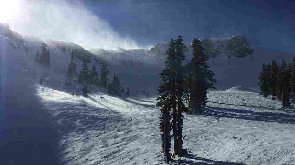 Ski Resorts See Slight Thaw After Chilling Effect Of Climate Change