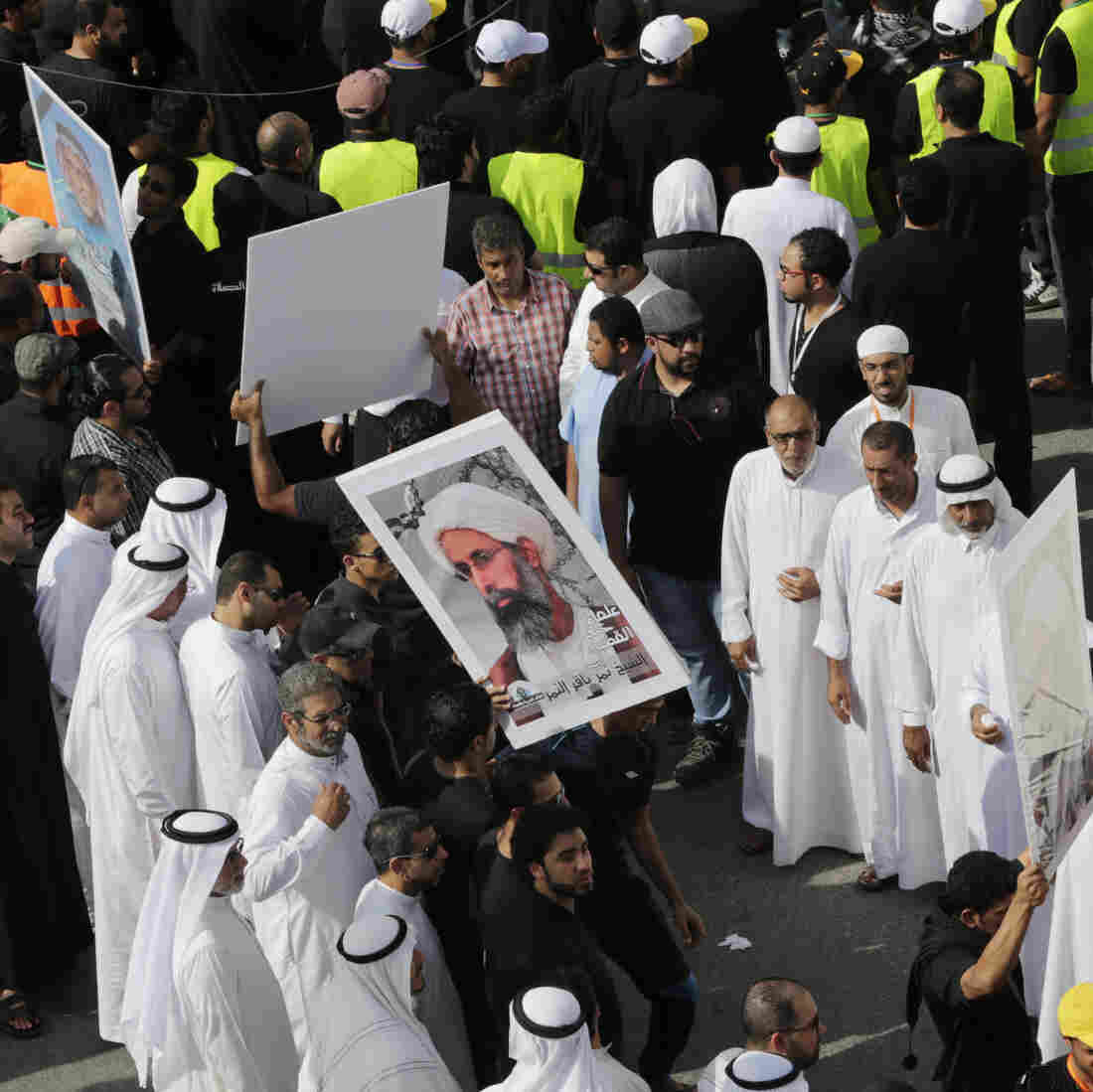 Saudi Arabia's Killing Of Leading Shiite Cleric And 46 Others Sparks Outcry