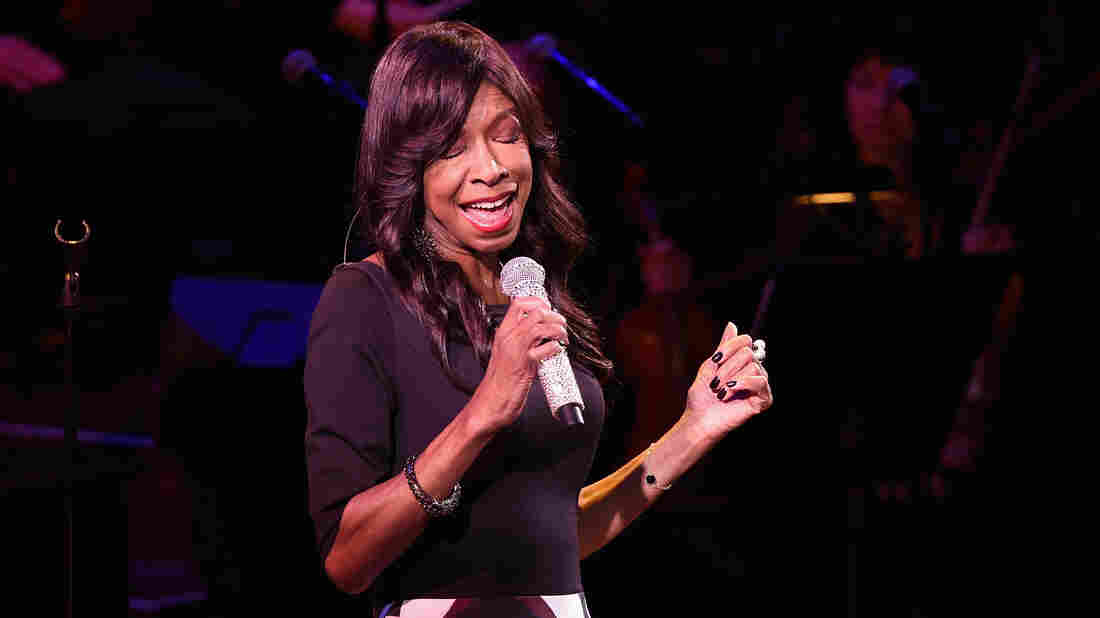 Natalie Cole performs on stage at Avery Fisher Hall, Lincoln Center on March 2, 2015 in New York City.