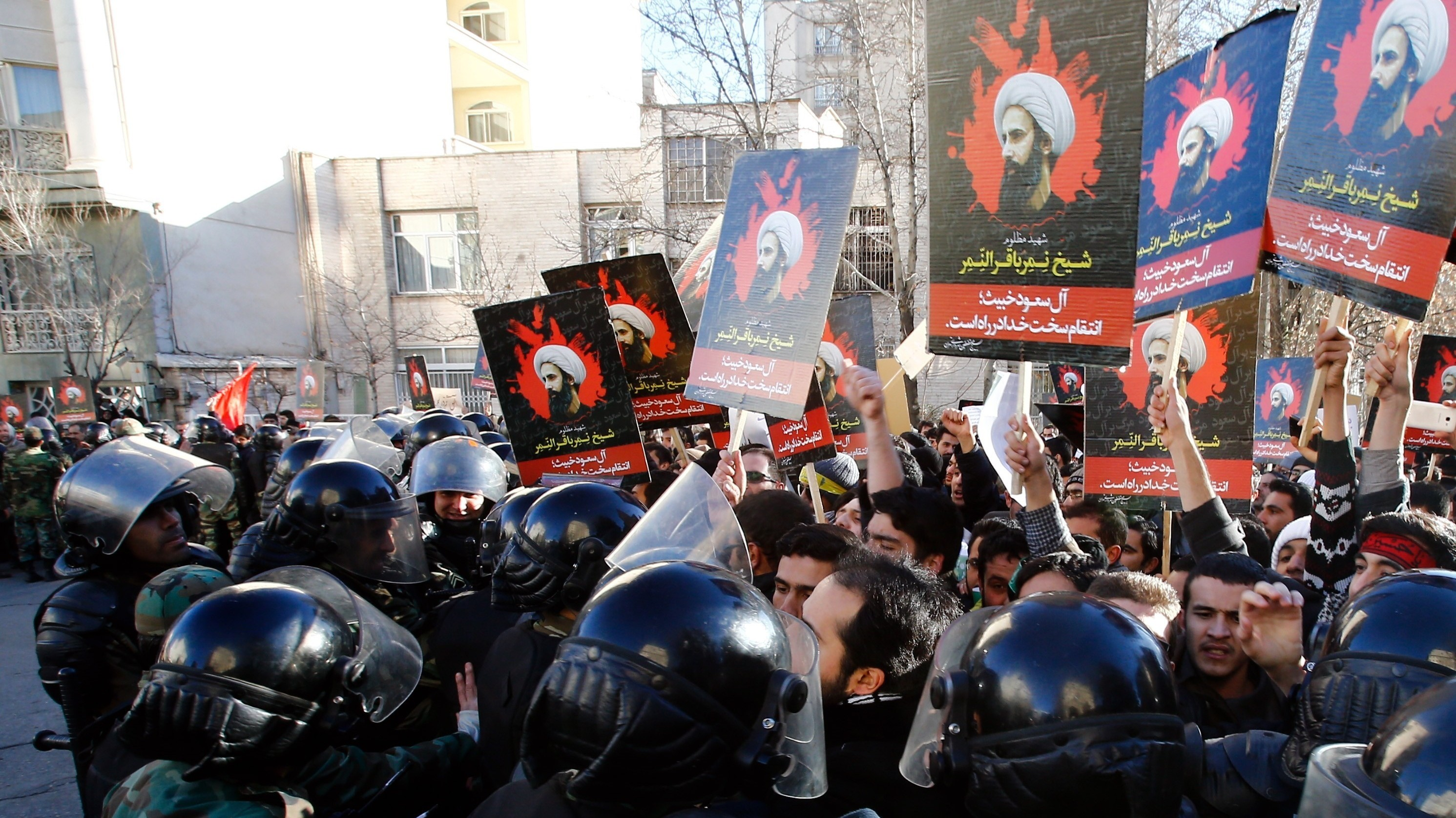 Saudi Arabia, Iran Face Off As Sectarian Tensions Escalate After Executions