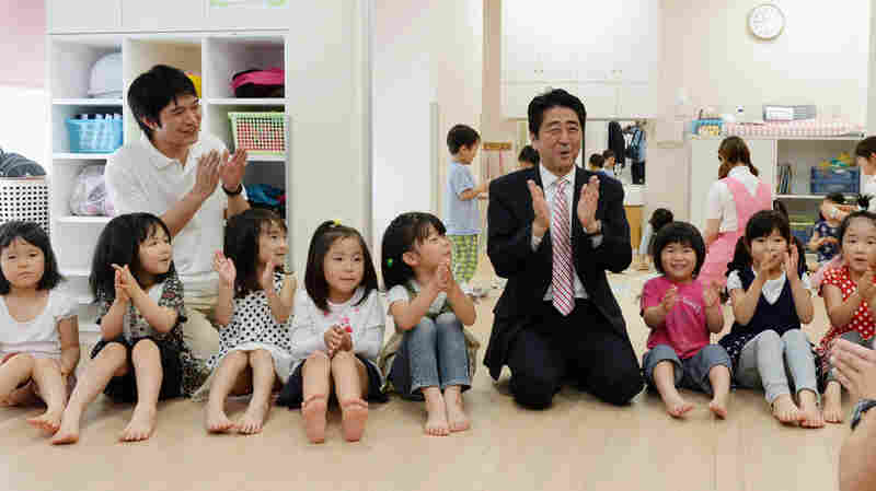 Will More Day Care Help Boost Japan's Sluggish Economy?