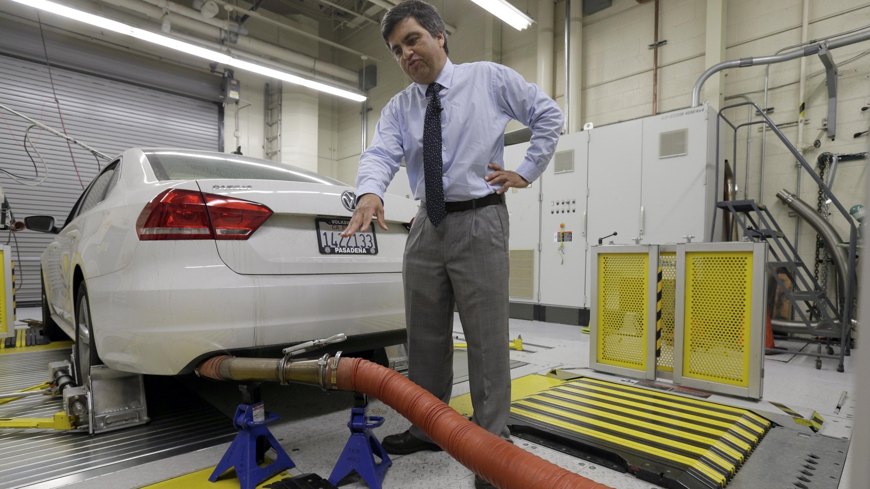 U.S. Files Lawsuit Against Volkswagen Over Emissions Trickery